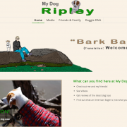 My Dog Ripley