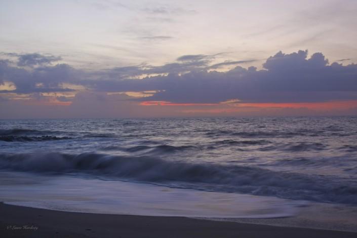 A Blue Sunrise